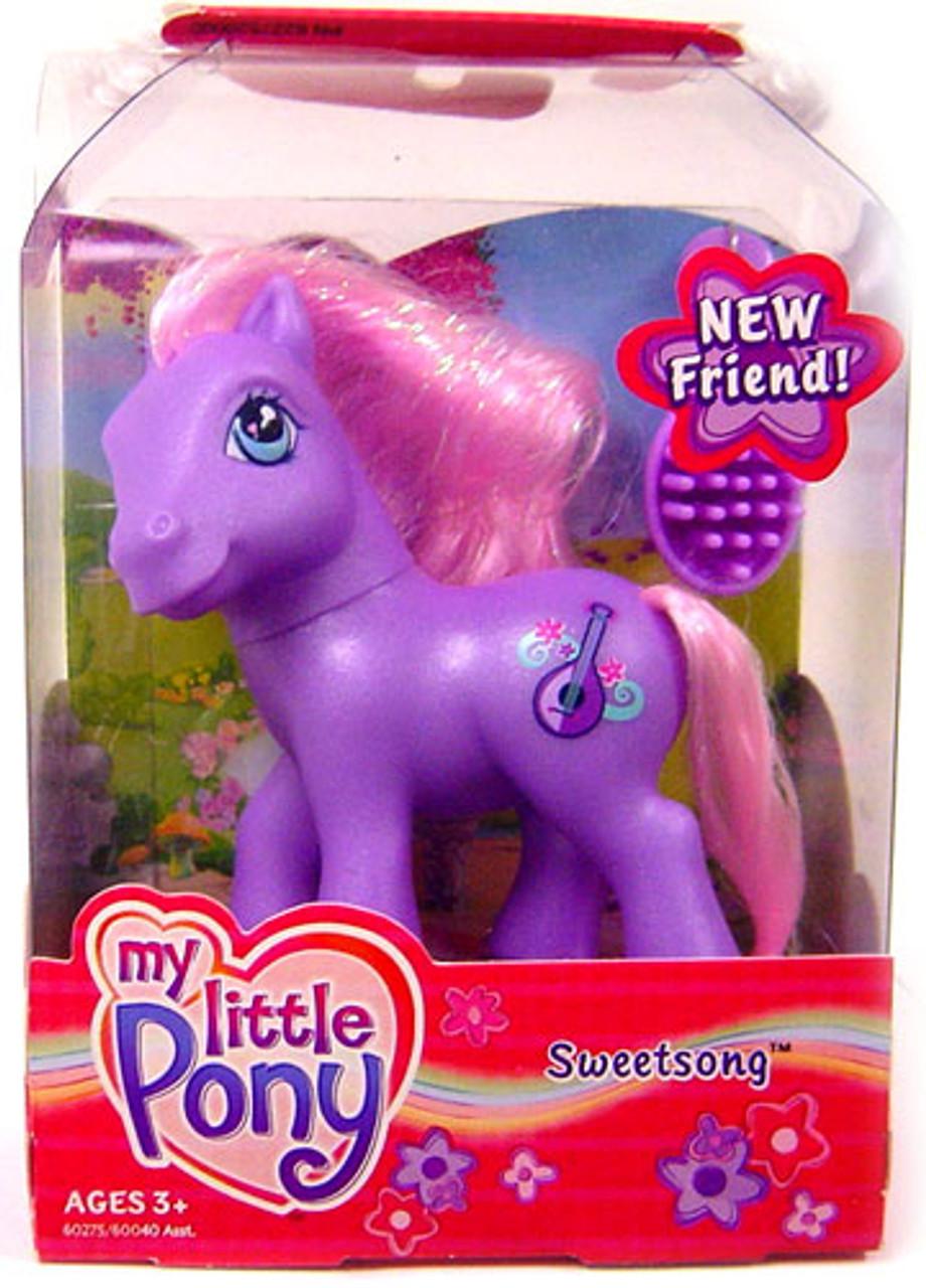 My Little Pony Classic Sweetsong Figure