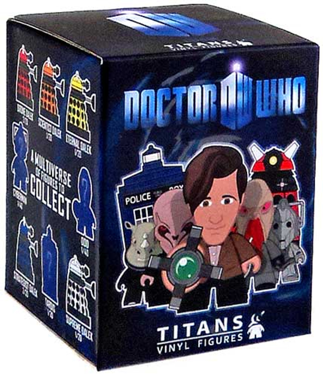 Doctor Who Series 1 Vinyl Mini Figure Mystery Pack