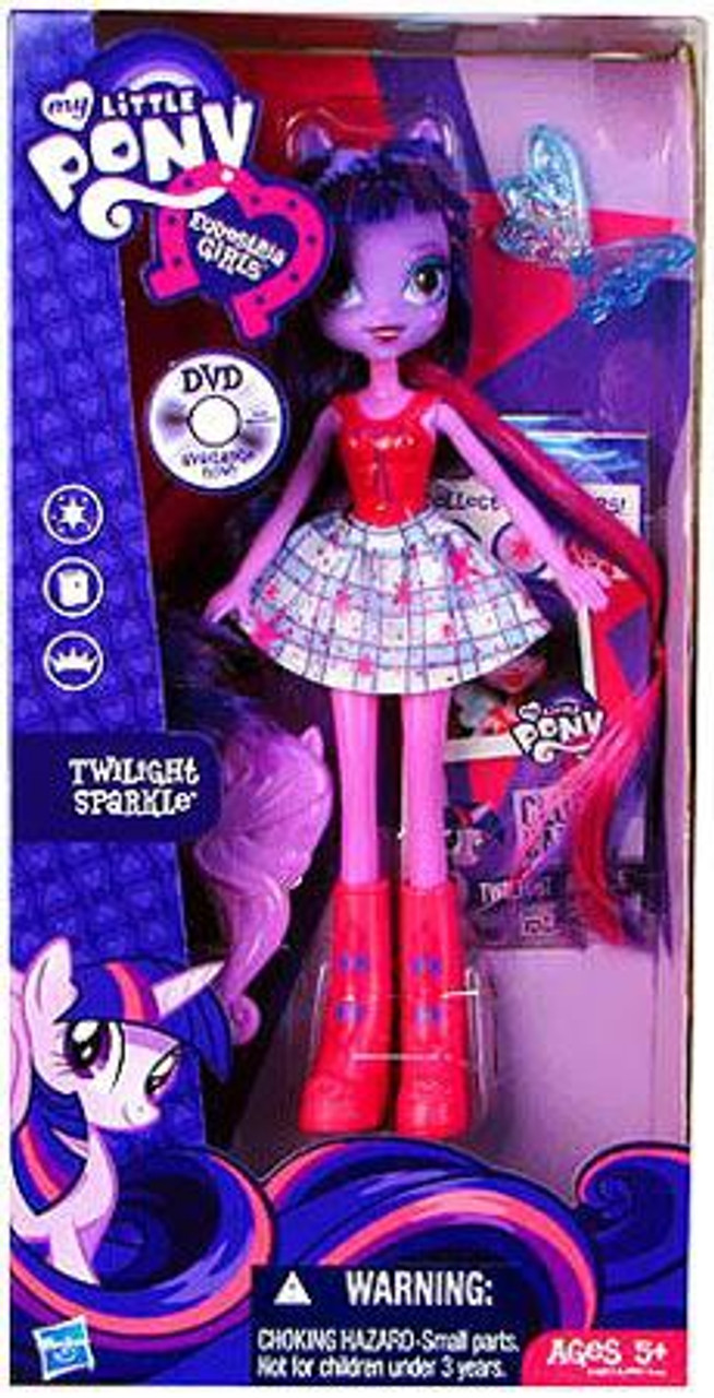 My Little Pony Equestria Girls 9 Inch Basic Twilight Sparkle Doll