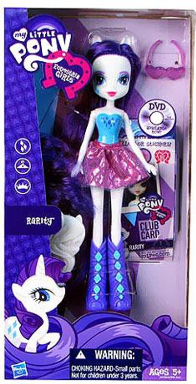My Little Pony Equestria Girls 9 Inch Basic Rarity Doll
