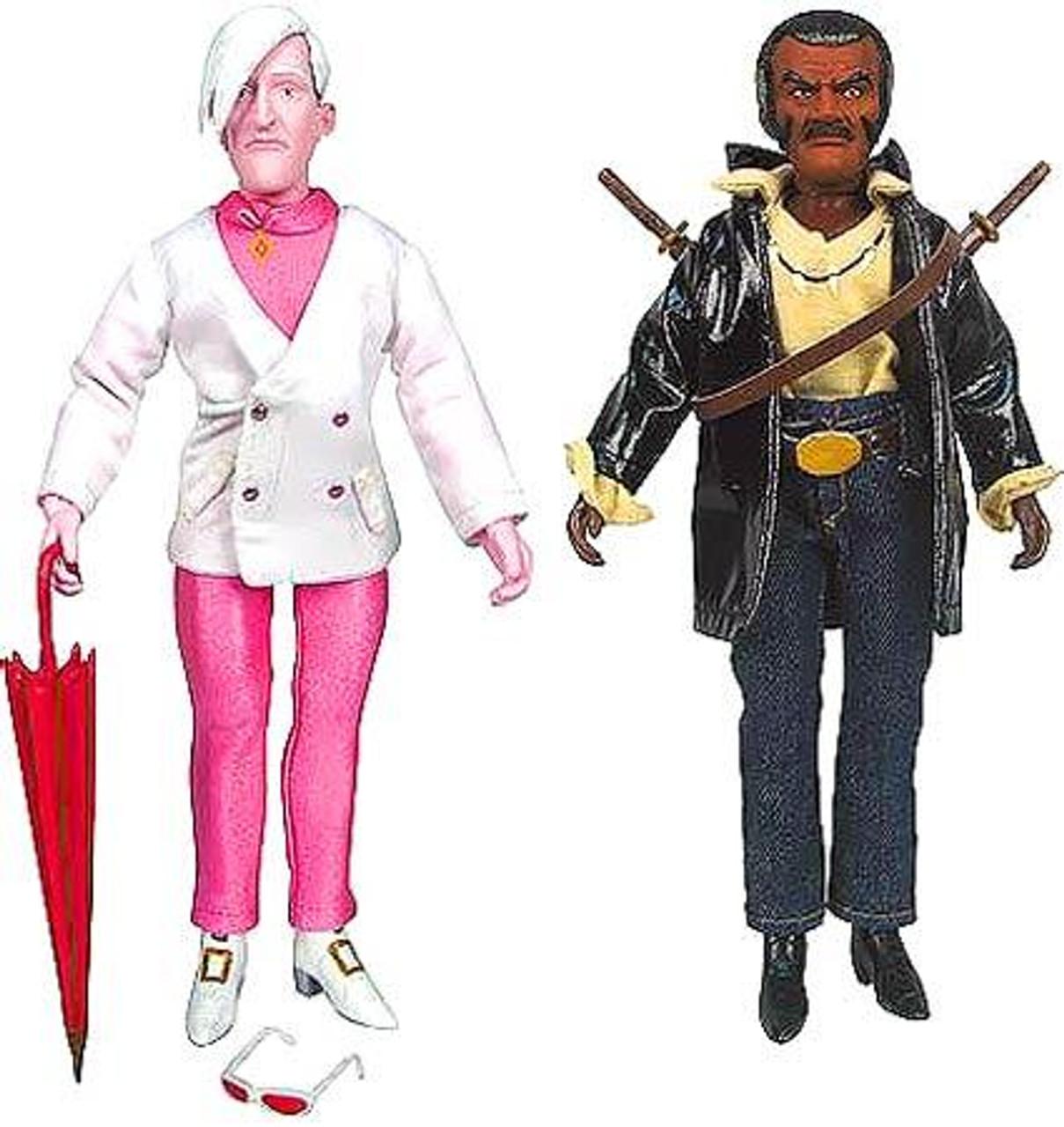 The Venture Bros. Series 10 Pete White & Jefferson Twilight Action Figures