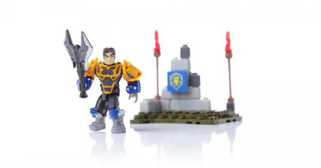 Mega Bloks World of Warcraft Faction Packs Colton Figure Set #91001 [Loose]
