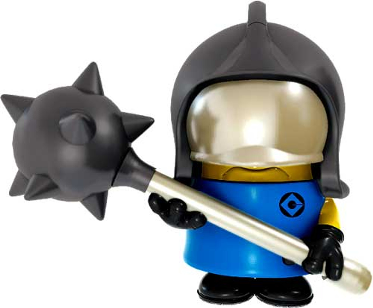 Despicable Me 2 Battle Pods Medieval Dave 1-Inch Micro Figure #24 [Loose]
