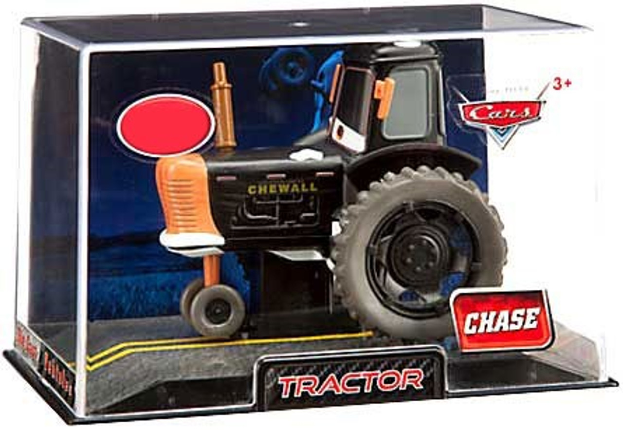 Disney Cars 1:43 Collectors Case Tractor Exclusive Diecast Car