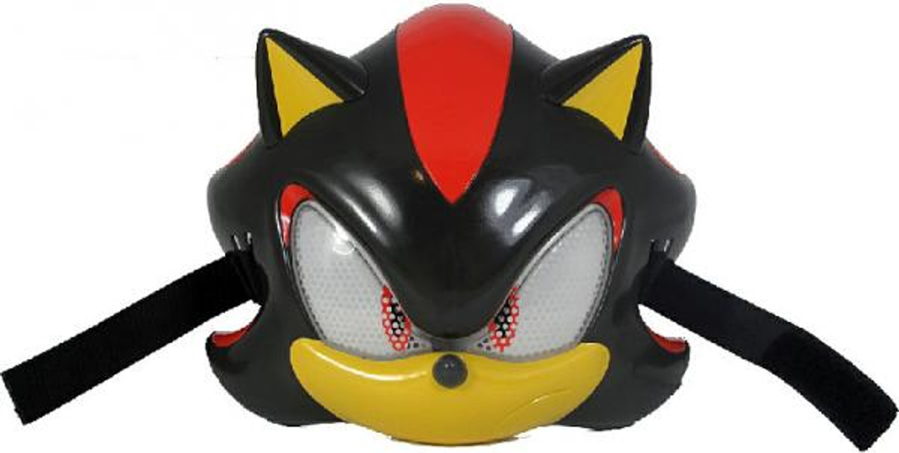 Sonic The Hedgehog Shadow Mask
