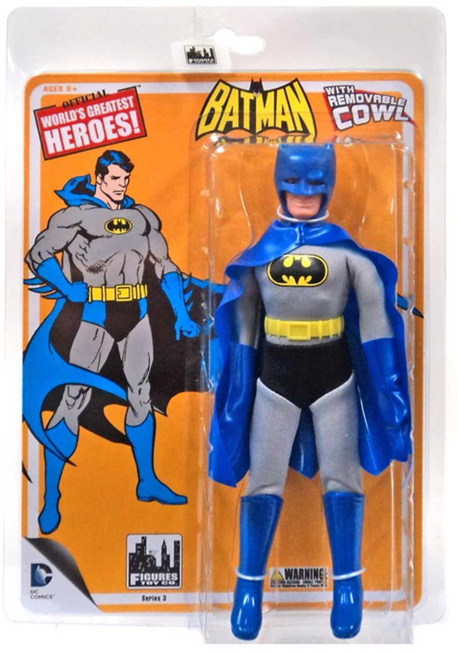 World's Greatest Heroes Series 3 Batman Action Figure