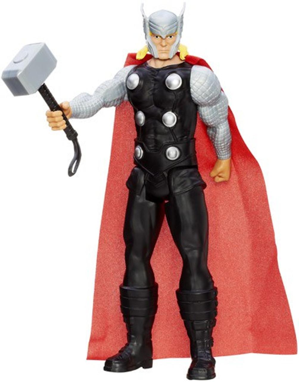 Titan Hero Series Thor: The Dark World Action Figure