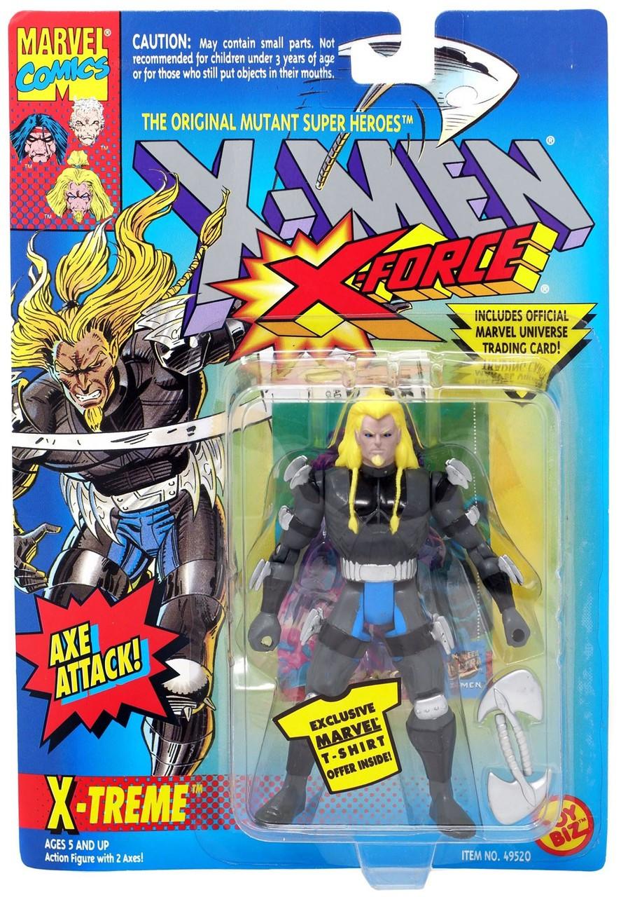 Marvel The Uncanny X-Men X-Force X-Treme Action Figure