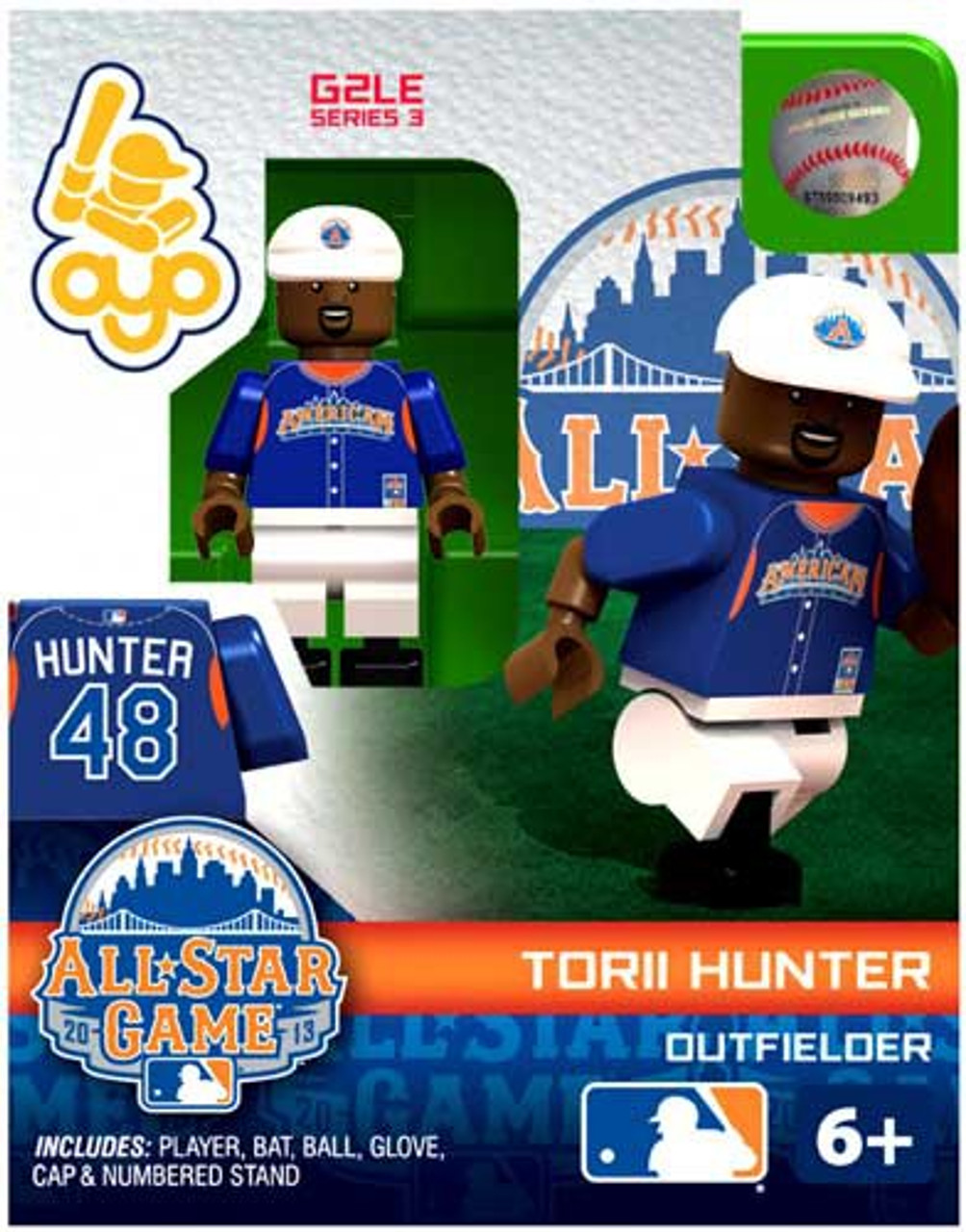 American League MLB Generation 2 Series 3 Torii Hunter Minifigure