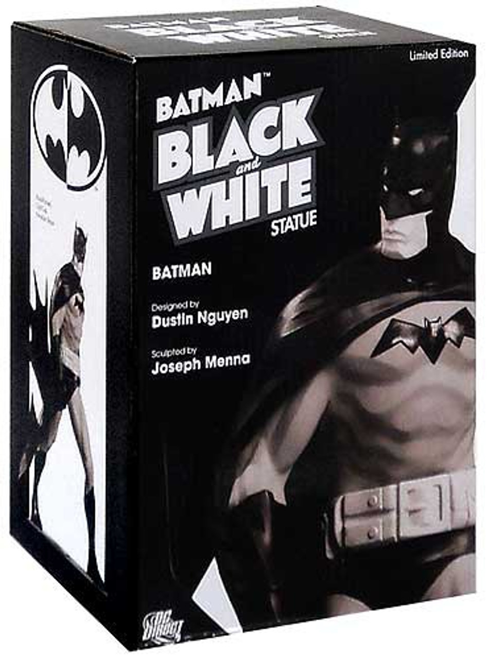 Black & White Batman 7.6-Inch Statue [Dustin Nguyen]