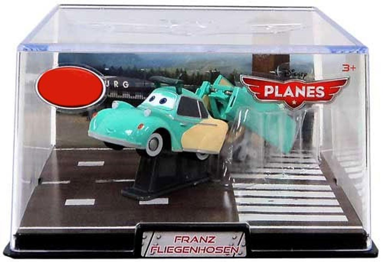 Disney Planes Franz Fliegenhosen Exclusive Diecast Vehicle [Clear Visor & Random Wings]
