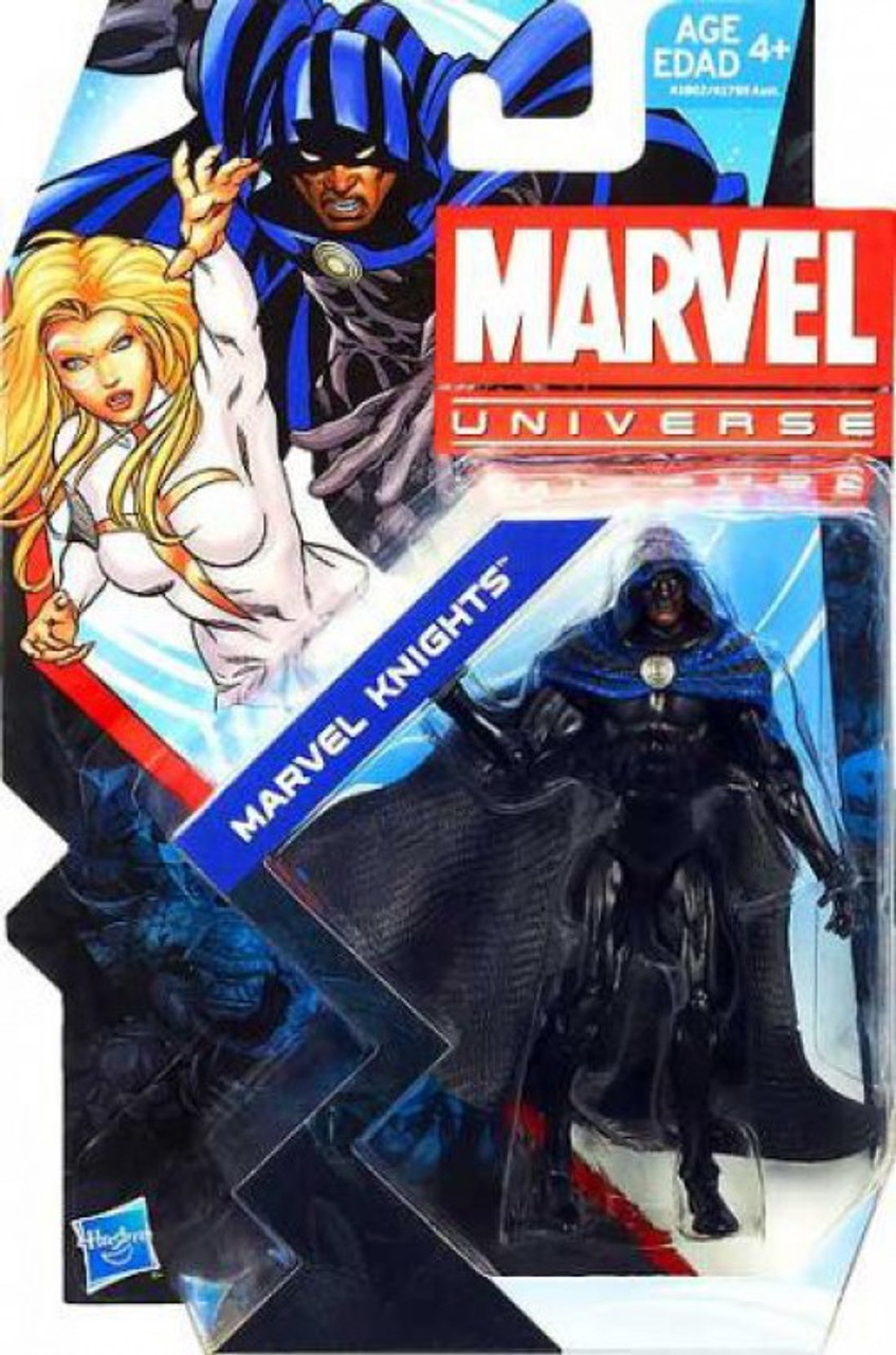 Marvel Universe Series 23 Marvel Knights Cloak Action Figure #17