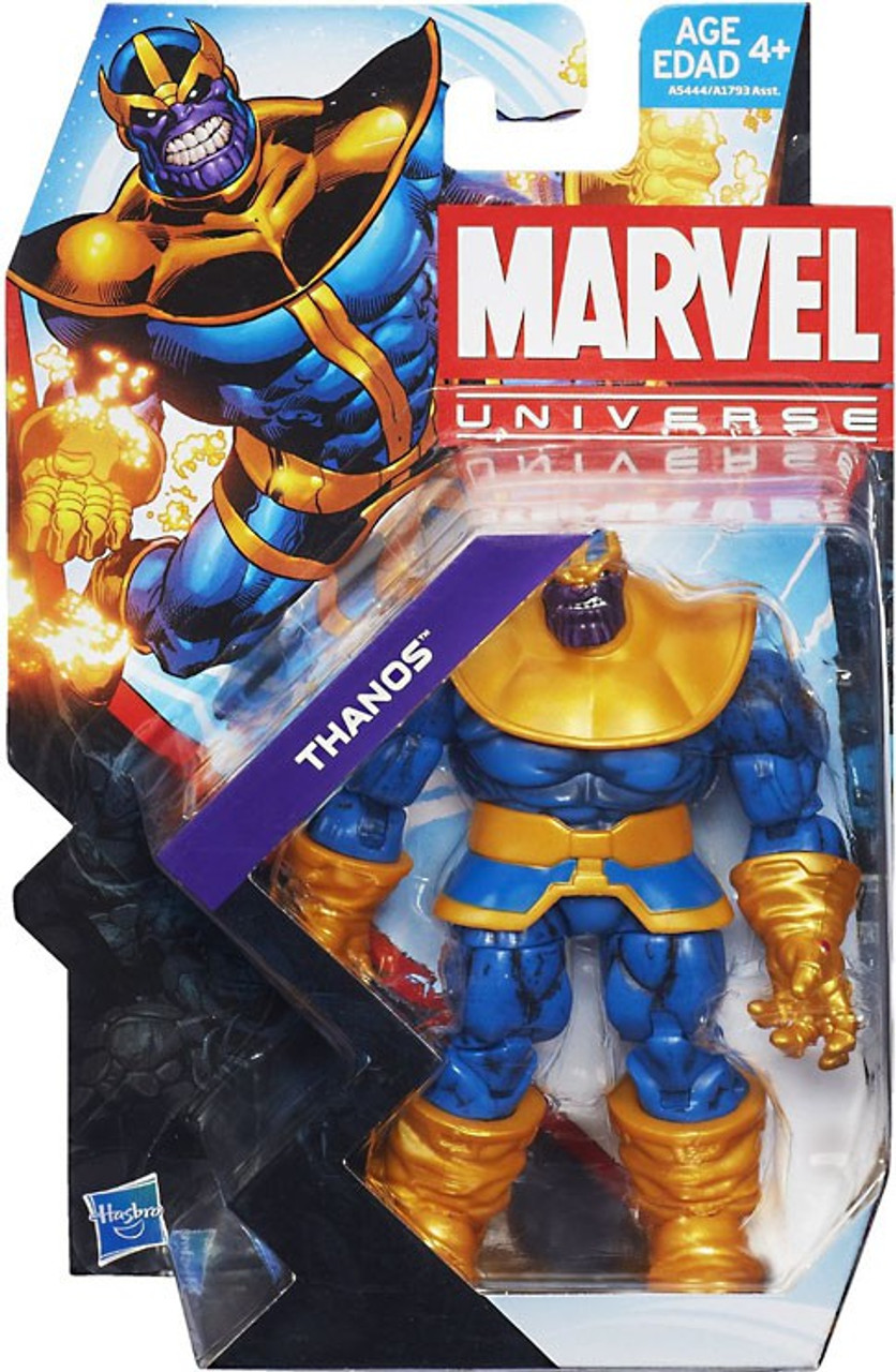 Marvel Universe Series 22 Thanos Action Figure