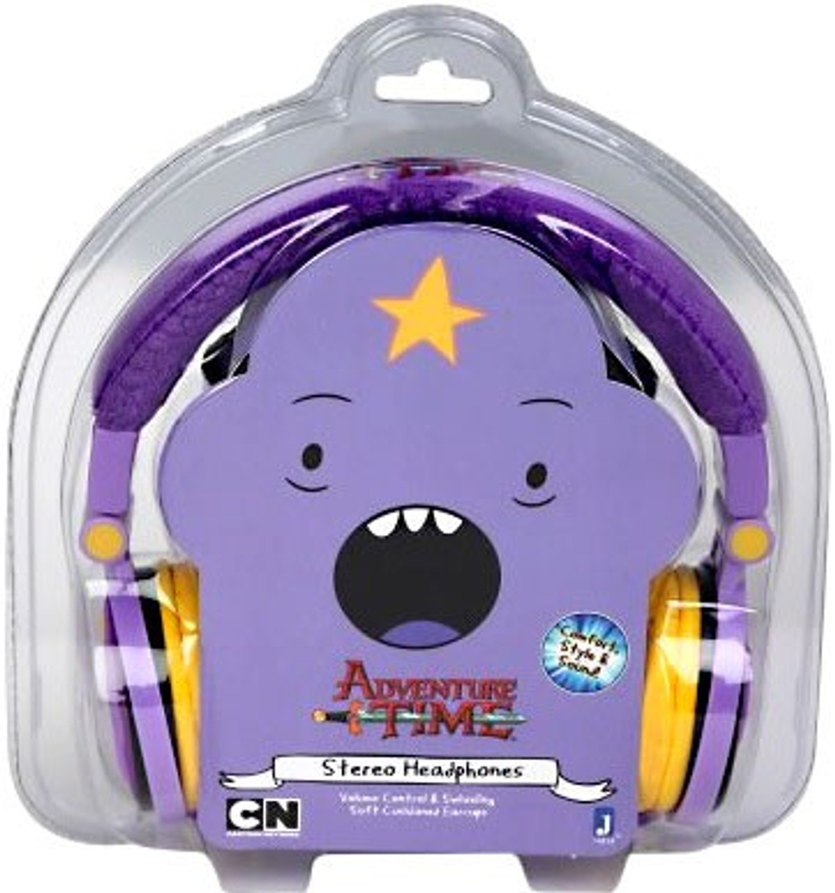 Adventure Time Lumpy Headphones