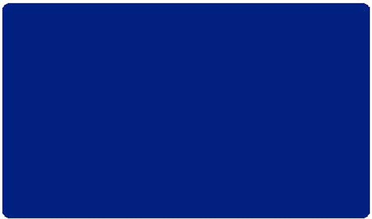Card Supplies Navy Blue 12-Inch x 24-Inch Play Mat