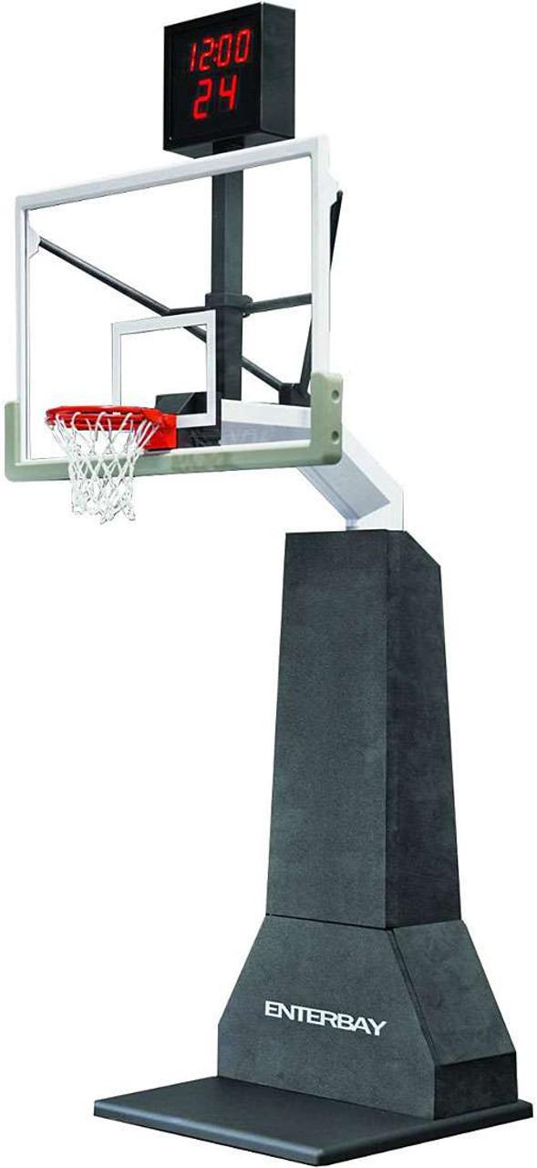NBA Basketball Hoop & Shot Clock Action Figure Accessory