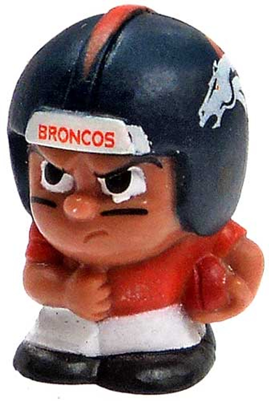 NFL TeenyMates Series 2 Running Backs Denver Broncos Minifigure