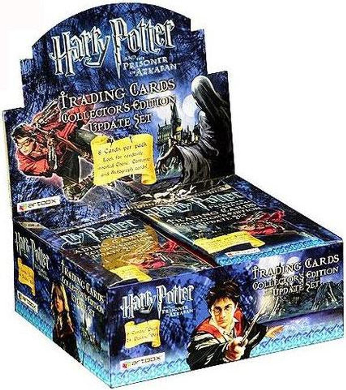 Harry Potter The Prisoner of Azkaban Trading Card Box [Update Set]
