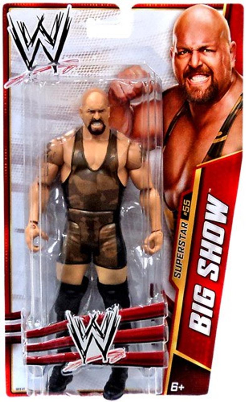 WWE Wrestling Series 33 Big Show Action Figure #55