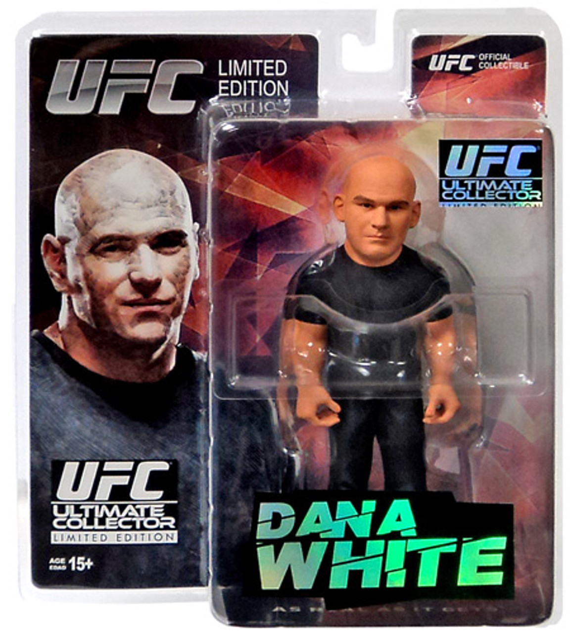 UFC Ultimate Collector Series 14 Dana White Action Figure [Limited Edition]