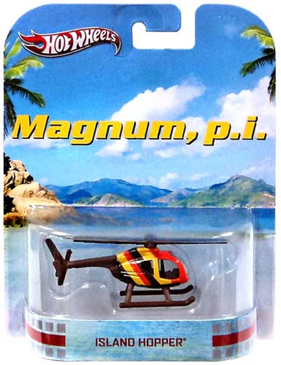 Magnum, P.I. Hot Wheels Retro Island Hopper Diecast Vehicle