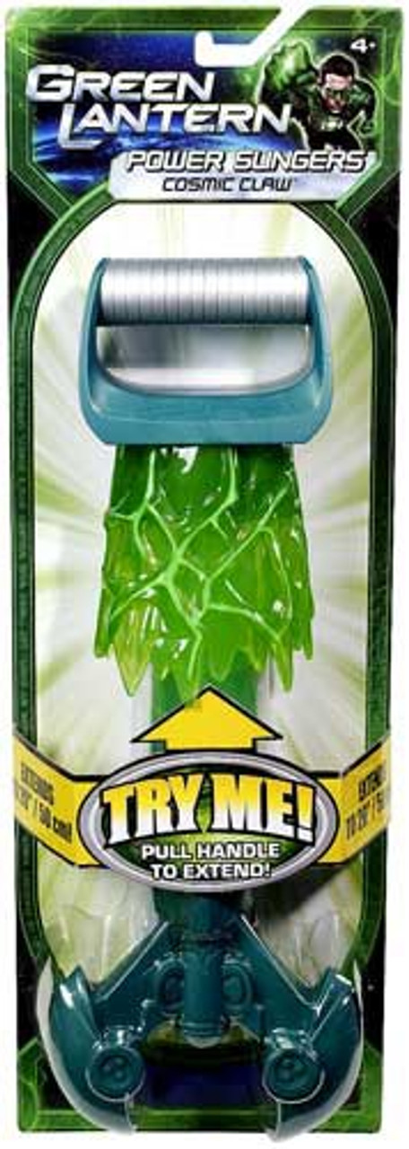Green Lantern Movie Cosmic Claw Roleplay Toy