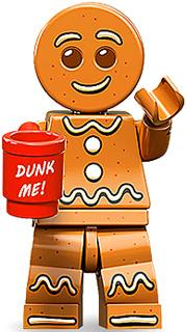 LEGO Minifigures Series 11 Gingerbread Man Minifigure [Loose]