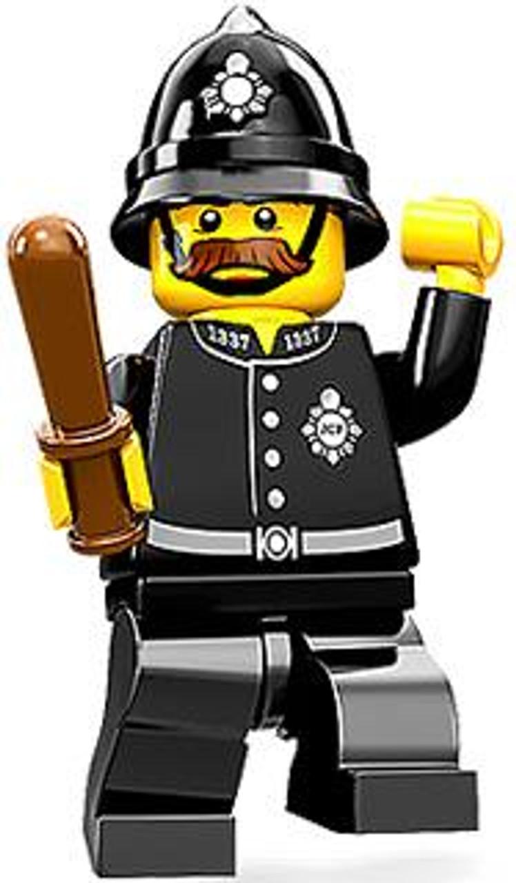 LEGO Minifigures Series 11 Constable Minifigure [Loose]