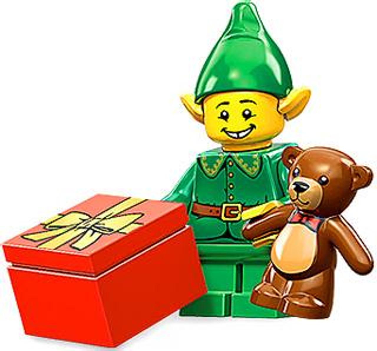 LEGO Minifigures Series 11 Holiday Elf Minifigure [Loose]