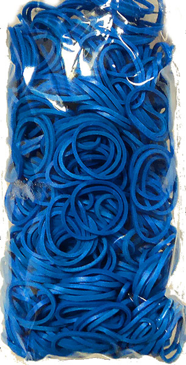 Rainbow Loom Ocean Blue Rubber Bands Refill Pack RL30 [600 ct]