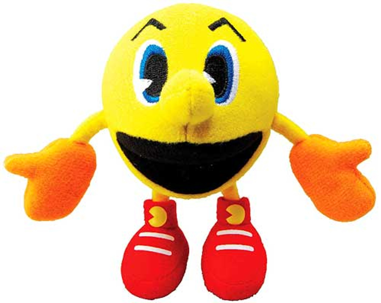 Pac Man Pac & Pals Pacster 5-Inch Plush Figure