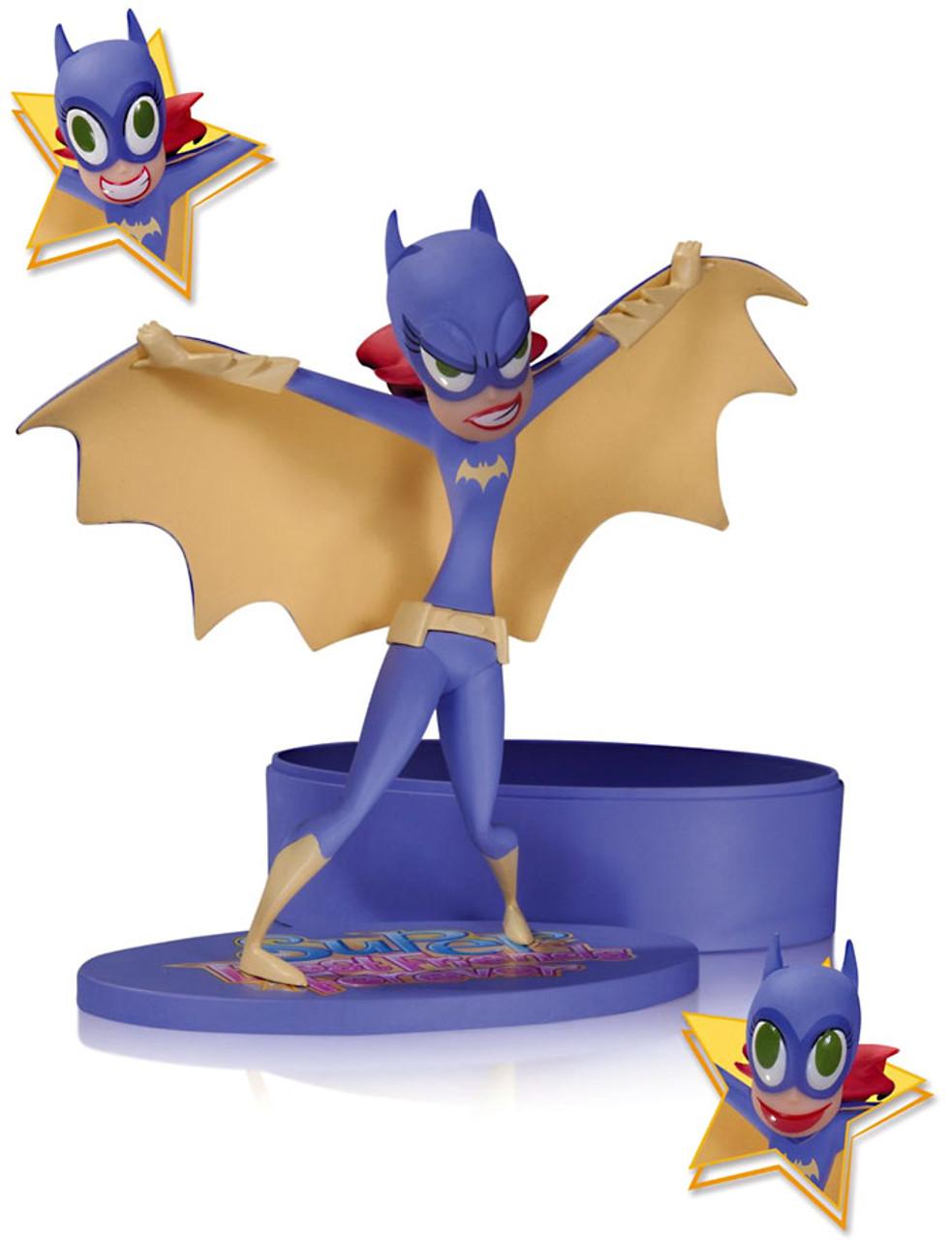 DC Super Best Friends Forever Batgirl Super Secret Storage Box