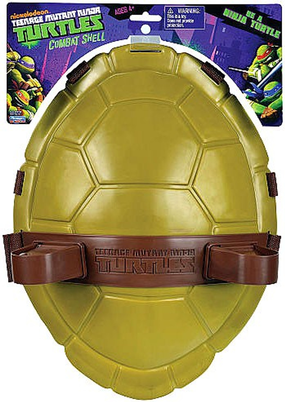 Teenage Mutant Ninja Turtles Nickelodeon Combat Shell Roleplay Toy