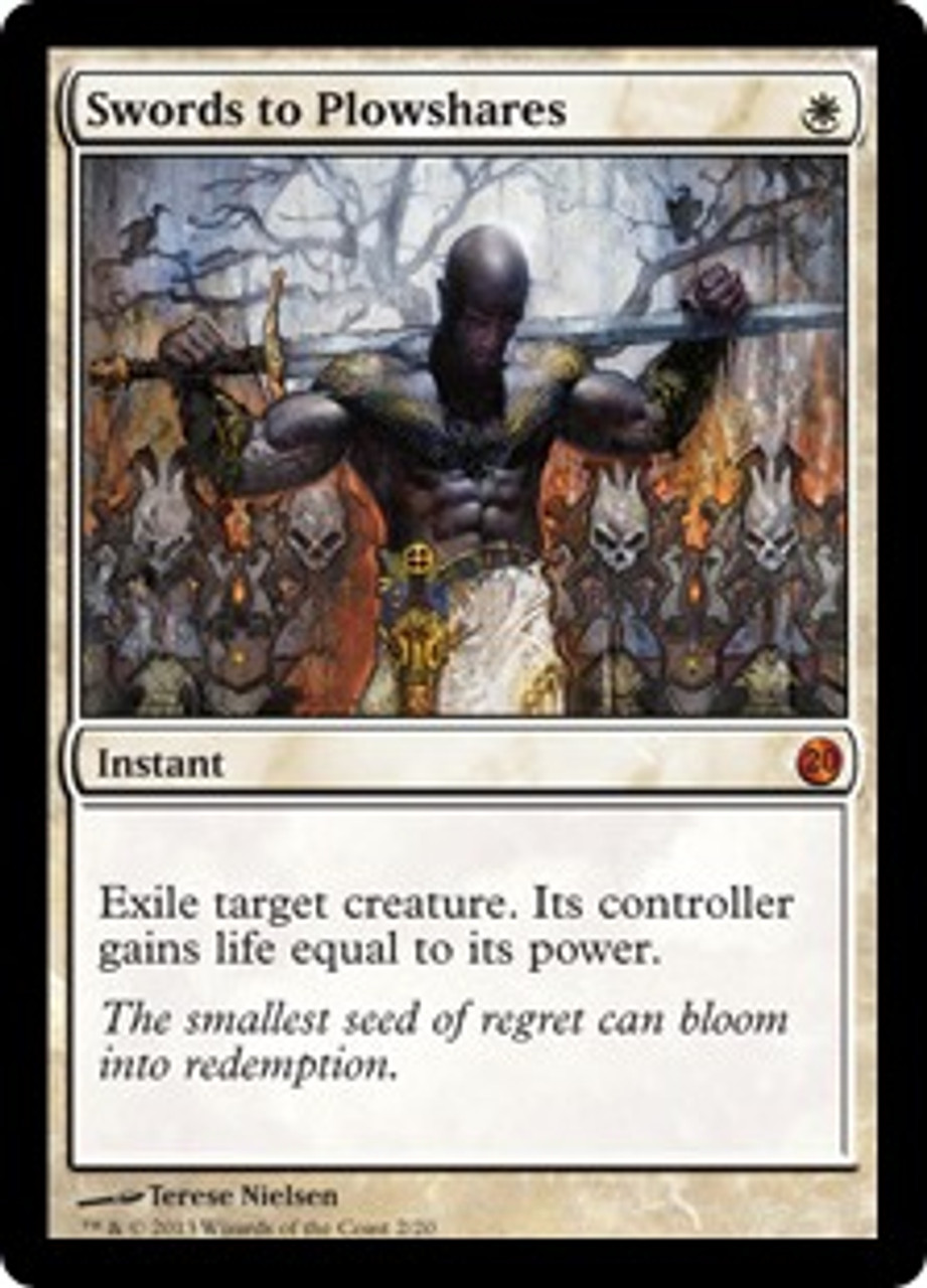 MtG From the Vault: Twenty Mythic Rare Swords to Plowshares #2