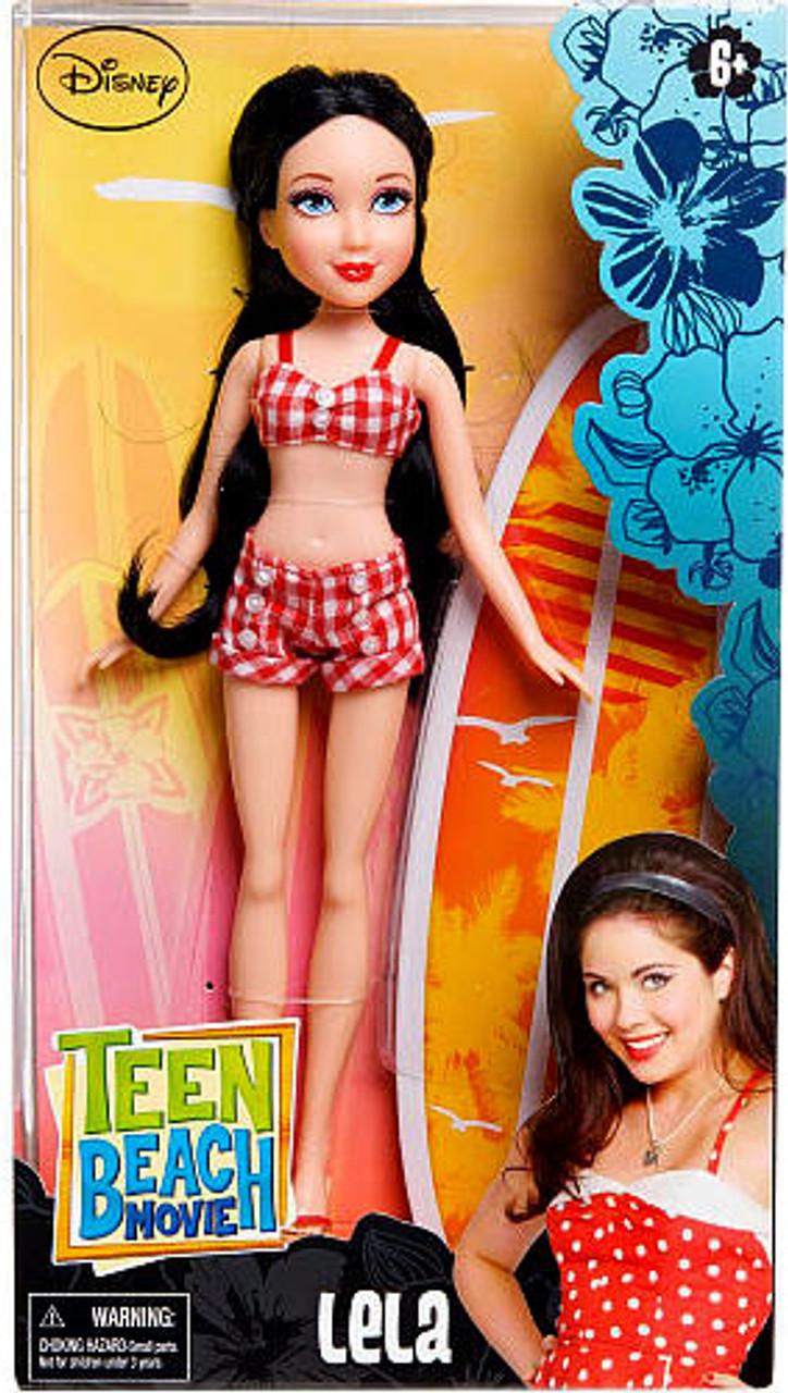 Disney Teen Beach Movie Lela 11-Inch Doll