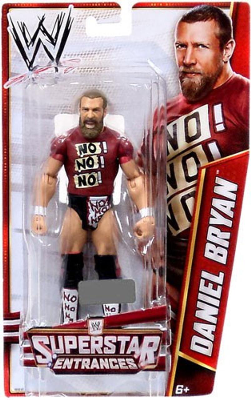 WWE Wrestling Superstar Entrances Daniel Bryan Exclusive Action Figure