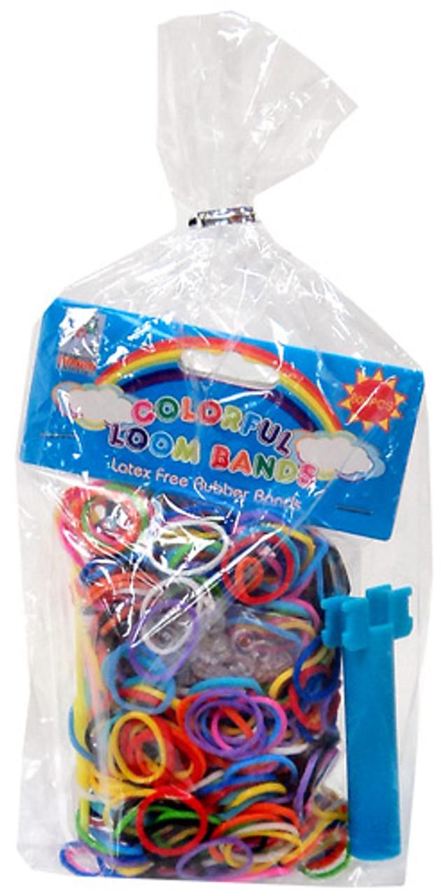 Rainbow Loom Party Favor Goody Bag