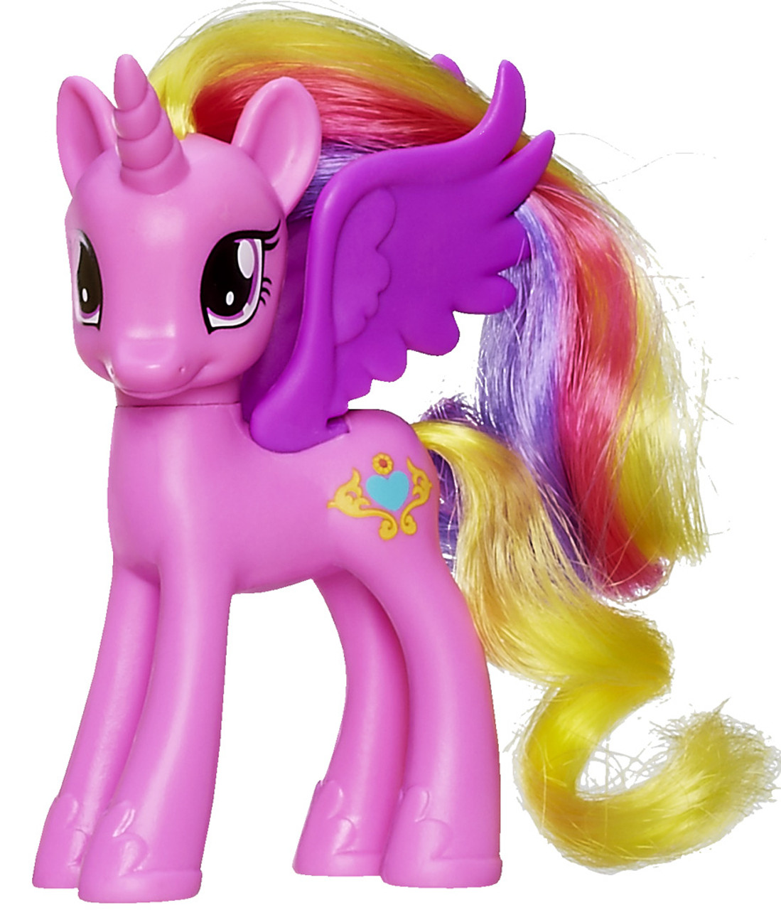 My Little Pony 3 Inch Loose Princess Cadance 4 Collectible ...