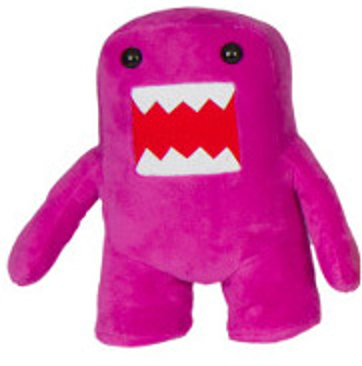 Purple Domo 10-Inch Plush