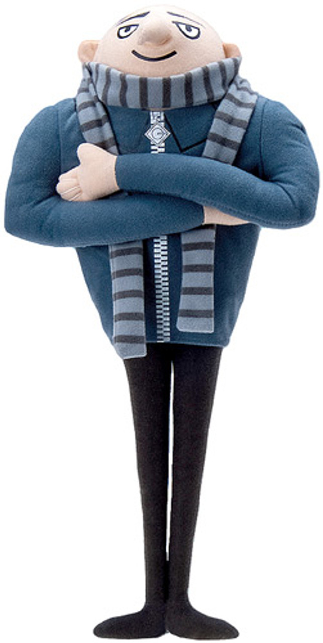 Despicable Me 2 Gru 15-Inch Plush Figure