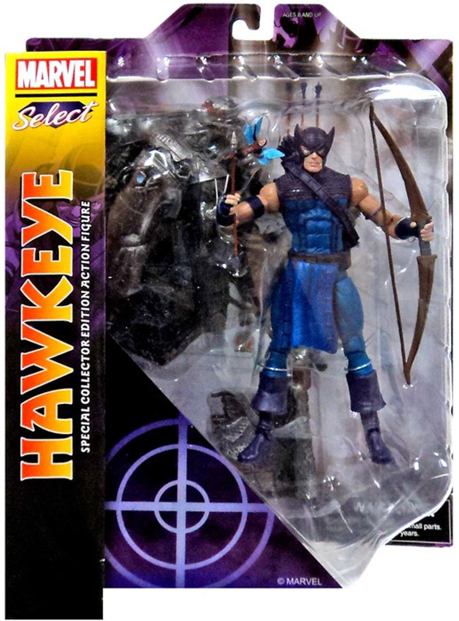 Marvel Select Classic Hawkeye Action Figure