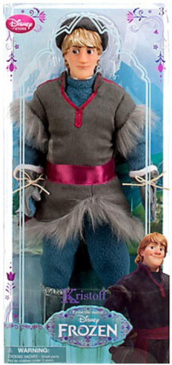 Disney Frozen 2013 Classic Kristoff Exclusive 12-Inch Doll