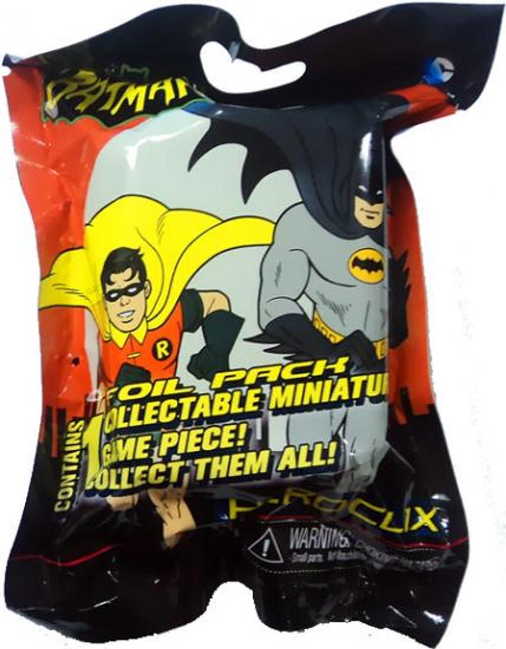 DC HeroClix Batman 1966 Booster Pack
