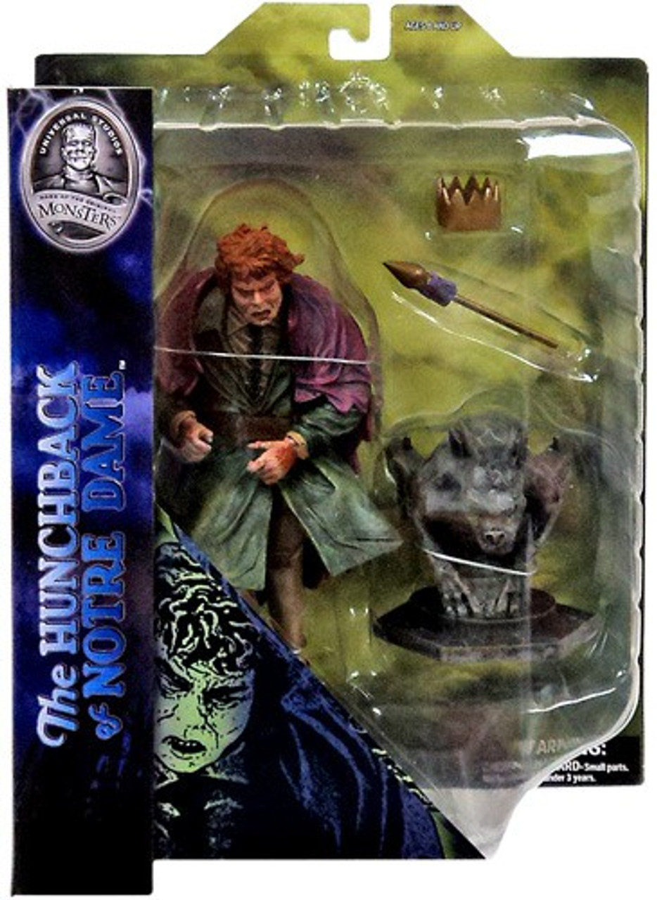 Universal Monsters The Hunchback of Notre Dame 7-Inch Figure