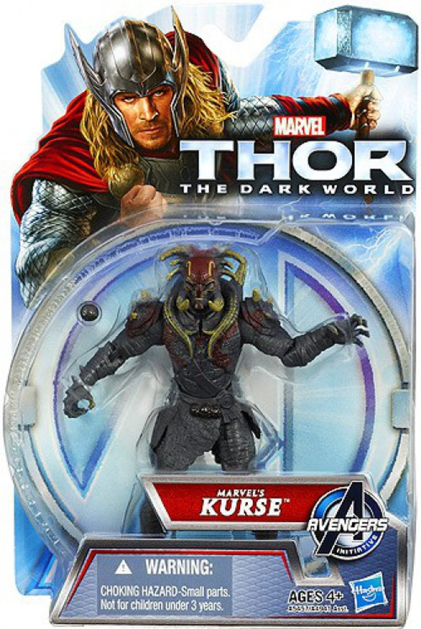 Thor The Dark World Marvel's Kurse Action Figure