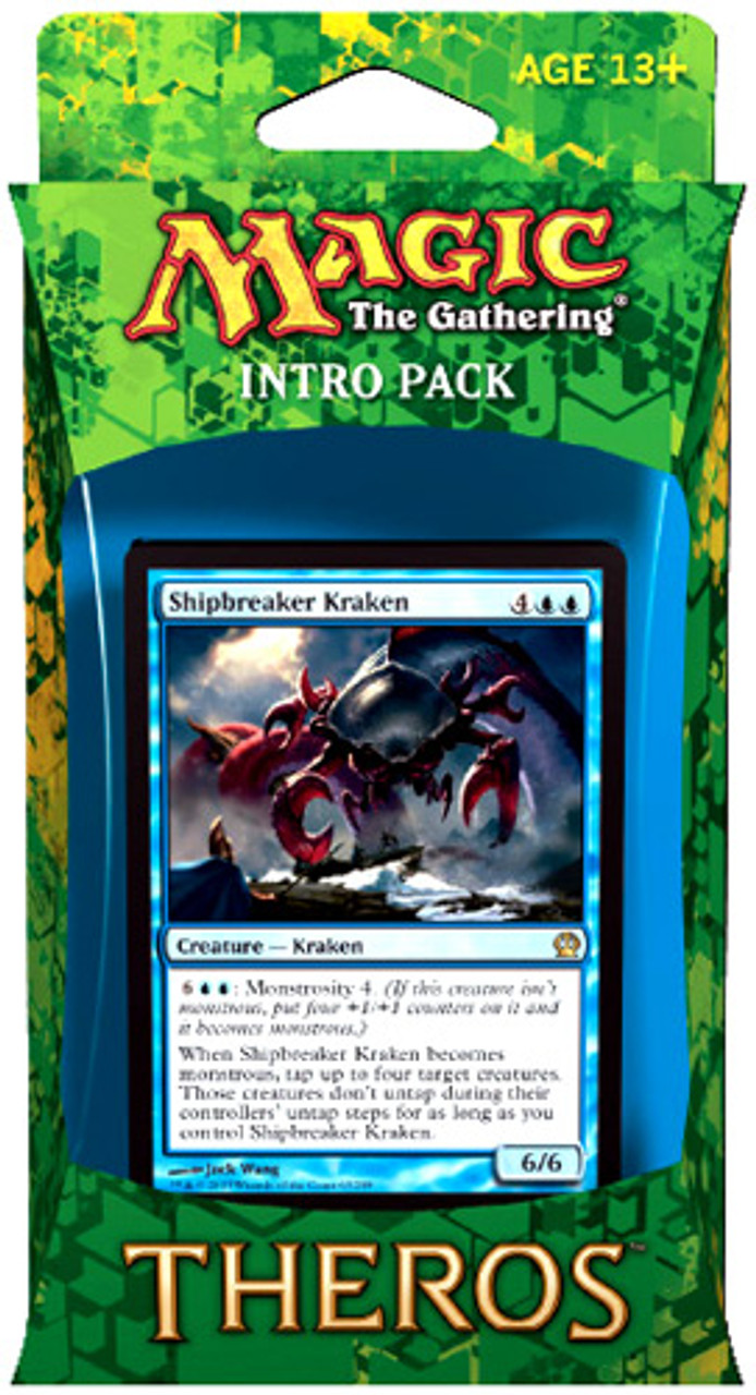 MtG Theros Manipulative Monstrosities Intro Pack