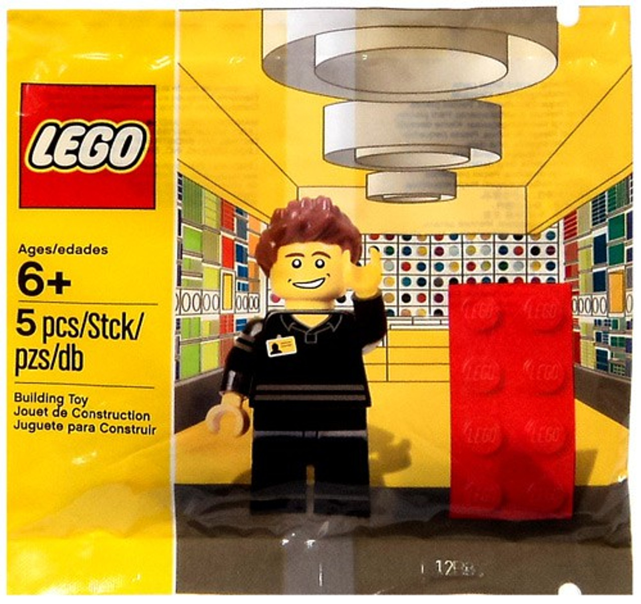LEGO Exclusives Store Employee Exclusive Mini Set #5001622 [Bagged]