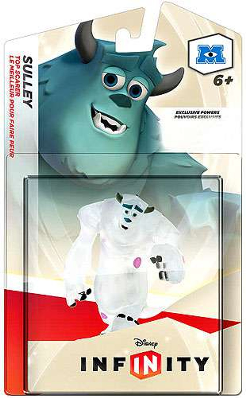 The Incredibles Disney Infinity Sulley Exclusive Game Figure [Crystal]