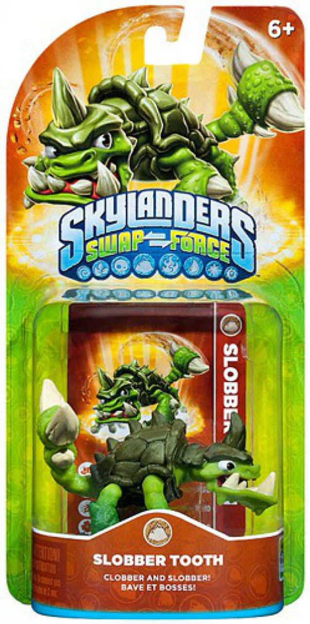 Skylanders Swap Force Slobber Tooth Figure Pack