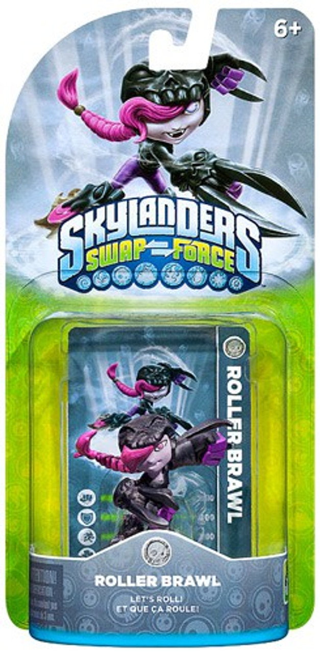 Skylanders Swap Force Roller Brawl Figure Pack